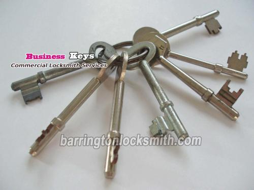 Barrington-locksmith-business-keys