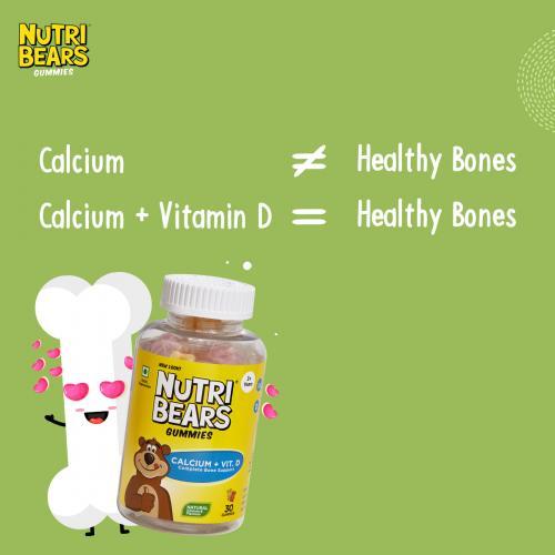 Kids Calcium Gummies