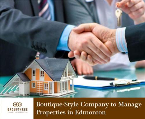 Boutique-Style Company to Manage Properties in Edmonton