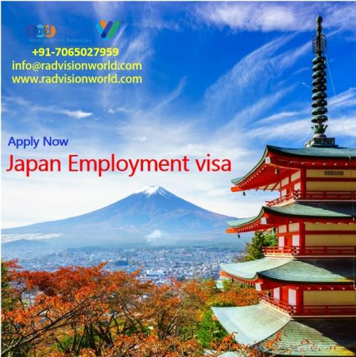 Indian passport holders who are willing to apply for a Japan
