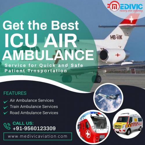 Medivic Air Ambulance- Embracing the Patients with Jacked-Up Medevac in the Hour of Physical Trauma