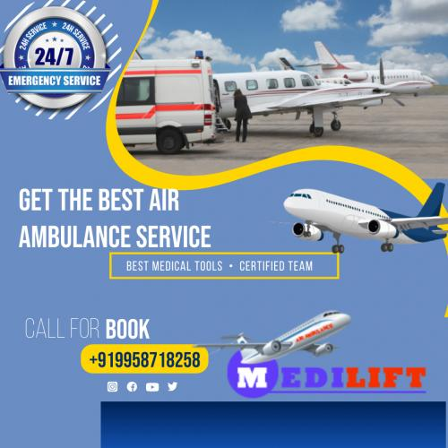 A Hopeful Resort in Urgent Patient Transfer Dispensed by Medilift Air Ambulance