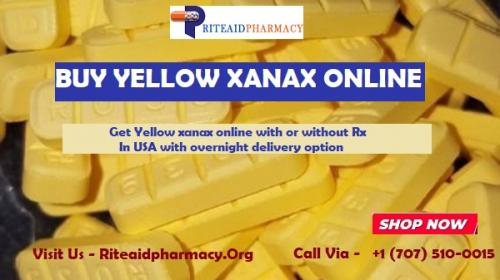 Yellow Xanax bars for sale Online In USA
