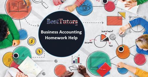 Business Accounting Homework Help