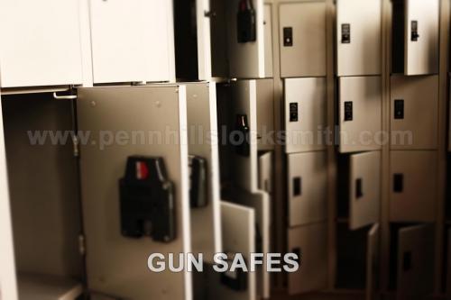 Penn-Hills-Locksmith-Gun-Safes