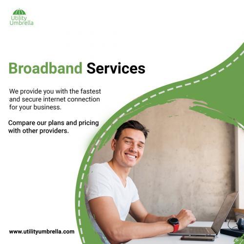 Best Broadband Service Provider In UK