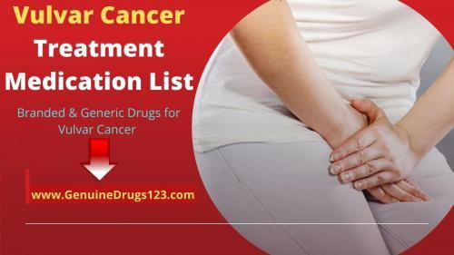 Vulvar Cancer Treatment Medication List