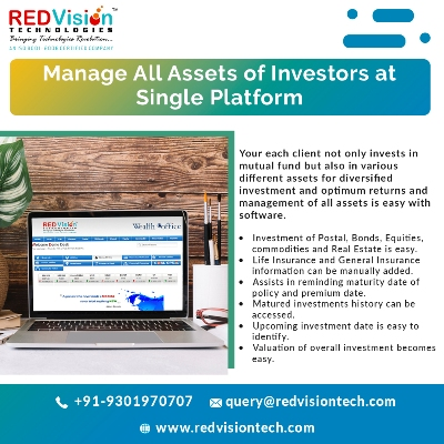 Which companies provide Mutual fund software in India?