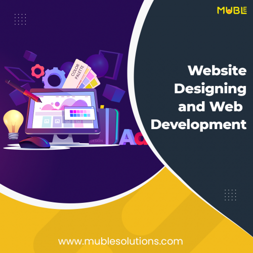 Webste Designing and Web Development