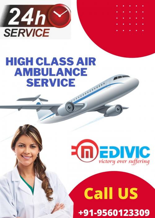 Medivic Air Ambulance in Delhi & Patna- Repatriating Patients in a Diminished Time Frame