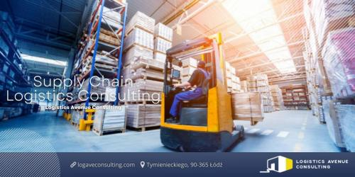 Supply Chain Logistics Consulting - Logistics Avenue Consulting