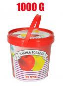 Nakhla Hookah Shisha Tobacco Two apple 1000g