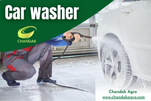 Best Domestic Car washer In India