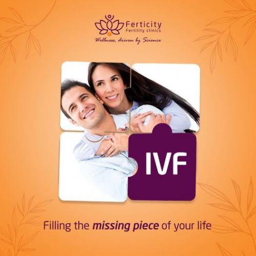 Ferticity Fertility Clinic in malviya nagar - Dr. Ila Gupta