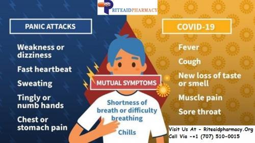 Are panic attacks a symptom of COVID-19? Buy Xanax Online Overnight