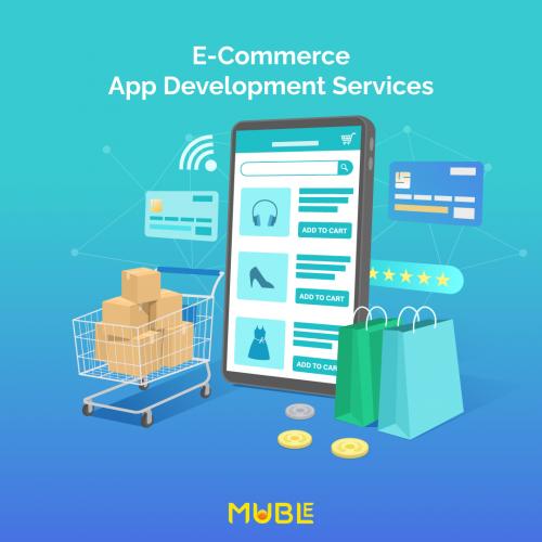 E-Commerce App Development Services