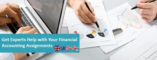 Get Experts Help with Your Financial Accounting Assignments