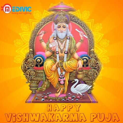 Happy Vishwakarma Puja to All Of You