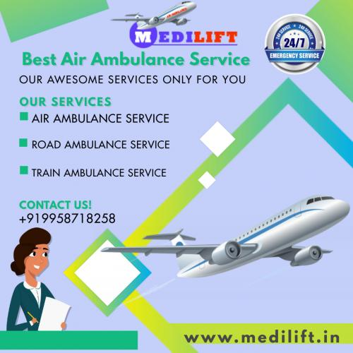 Elevated Pre-Hospital Care Offered by Medilift Air Ambulance