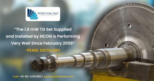 Steam turbine manufacturer supplier in India