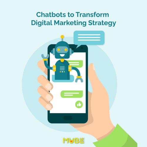 Chatbots to transform Digital Marketing Strategy