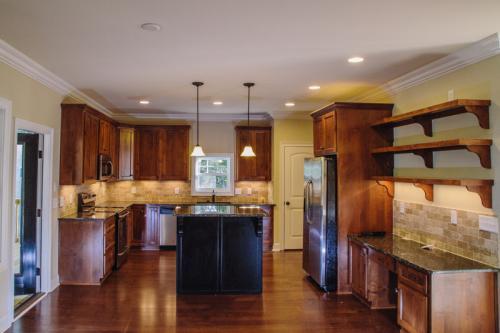 Kitchen Renovation at Lake Martin AL