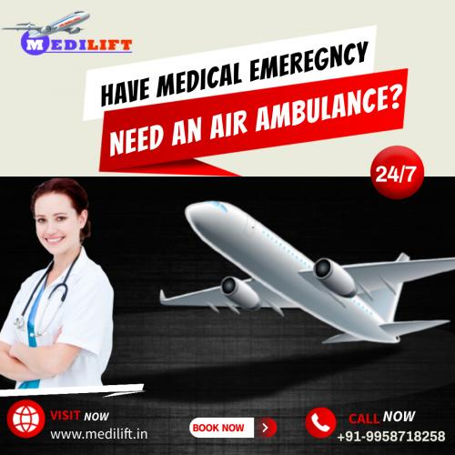 Locate a Healthcare Center with Medilift Air Ambulance Chennai