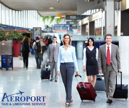 Airport Limousine Services in Toronto with Aeroport Taxi