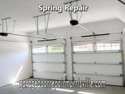 Morrisville-garage-door-Spring-Repair
