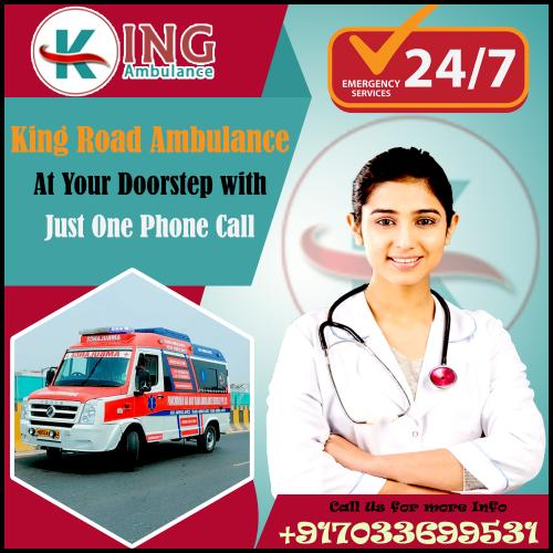 Effective Evacuation Offered by King Road Ambulance