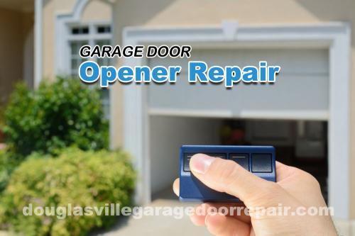 Douglasville-garage-door-opener-repair