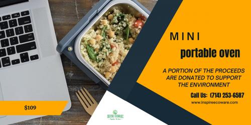 Buy Mini Portable Ovens   Inspire Ecoware