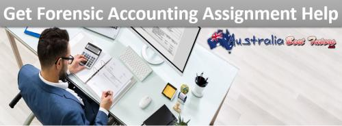 Get Forensic Accounting Assignment Help