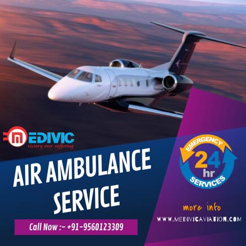 Medivic Air Ambulance in Patna & Delhi- An Ethical Means of Repatriation