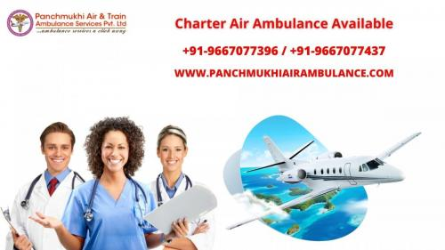 Air Ambulance Service in Delhi
