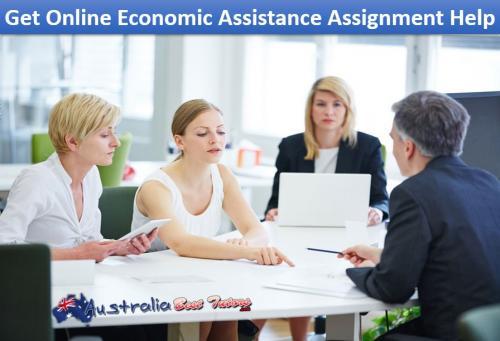 Get Online Economic Assistance Assignment Help