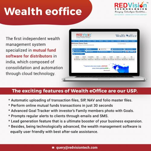 Is Mutual Fund Software for Distributors capable to manage many clients?