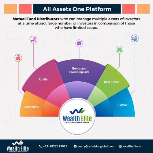 Which Mutual Fund Software helps in maintaining assets?