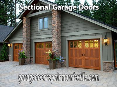 Morrisville-Sectional-Garage-Doors