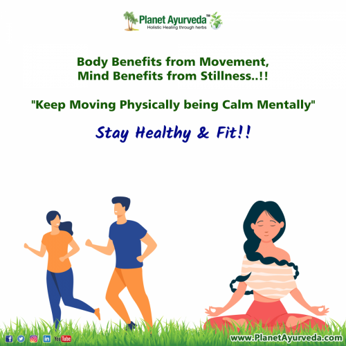 Simple Ways to Stay Fit & Healthy