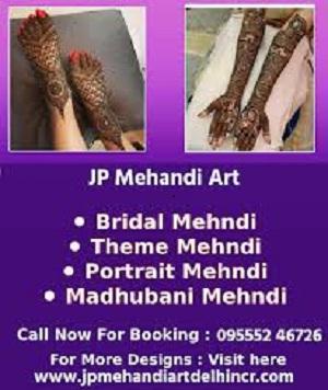 Best Bridal Mehandi Artist in Gurgaon