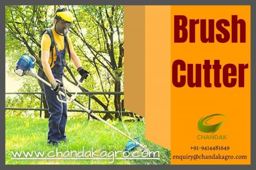 Brush Cutter For Your Garden