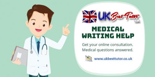 Medical Writing Help