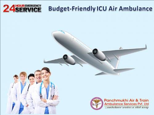 Air Ambulance Service in Guwahati