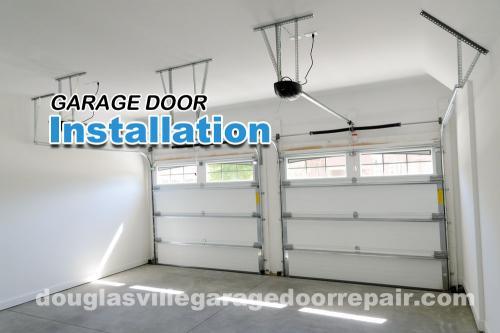 Douglasville-garage-door-installation