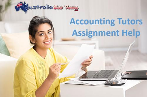 Accounting Tutors Assignment Help