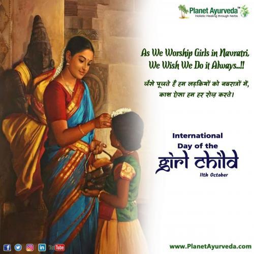 International Day of the girl Child - 11 October