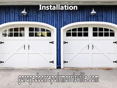 Morrisville-garage-door-Installation