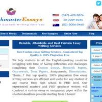 Research Master Essays