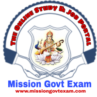 mission govt exam